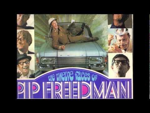 Pip Freedman - Ballad of a Traffic Cop