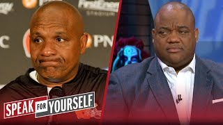 Whitlock and Wiley react to the Browns firing Hue Jackson and Todd Haley   NFL   SPEAK FOR YOURSELF