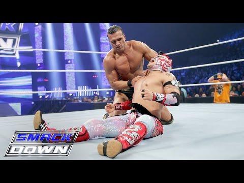 Kalisto Vs. Alberto Del Rio: SmackDown, January 7, 2016