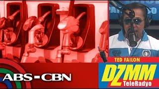 DZMM TeleRadyo: Competition watchdog monitors oil retailers amid price hike
