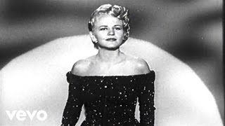 Peggy Lee - You Was Right Baby