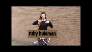 Crowdfunding Ruby Huisman