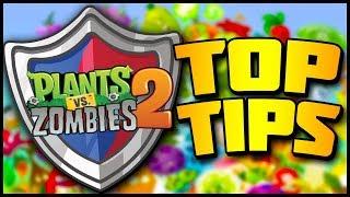 Plants vs. Zombies 2 Battlez - TOP TIPS Video