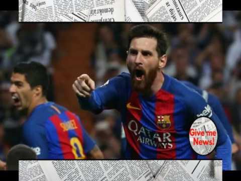 Messi marca su gol 500 con el Barcelona!