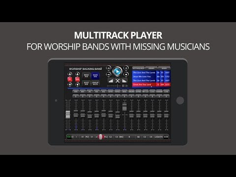 MultiTrack Player