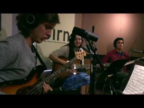 Joni Mitchell Ensemble playing