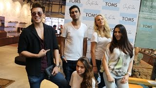 TOMS MALAYSIA - The New Flagship Store in Mid Valley Kuala Lumpur.