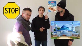 Repeat youtube video Stvari koje NE SMIJEMO raditi u džamiji (SMIJEŠNO)