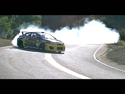 Tanner Foust Street Drift: Mulholland – GTChannel
