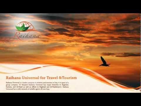 Raihana Universal for Travel & tourism