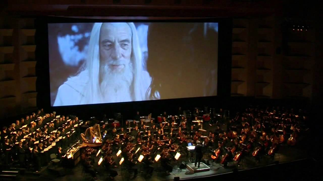 boutique pour officiel grande remise nouveau style de vie The Lord of the Rings: Fellowship of the Ring - in Concert ...