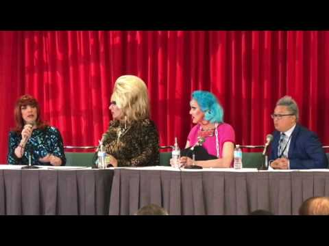 """Drag Con 2017 - Comedy Queens - Ms Coco Peru - """"I Was The Worst Waiter In The World"""""""