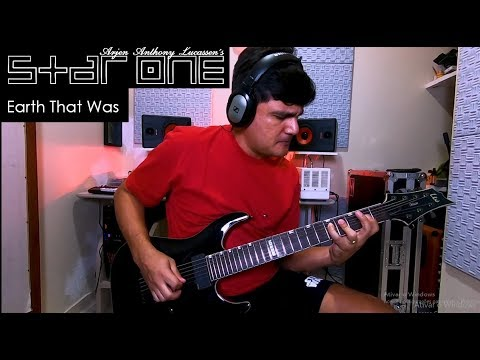 Star One - Earth That Was (Guitar Cover) mp3