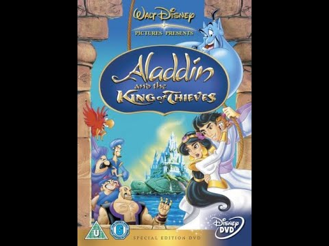Download Aladdin and the King of Thieves: Special Edition UK DVD Menu Walkthrough (2005)