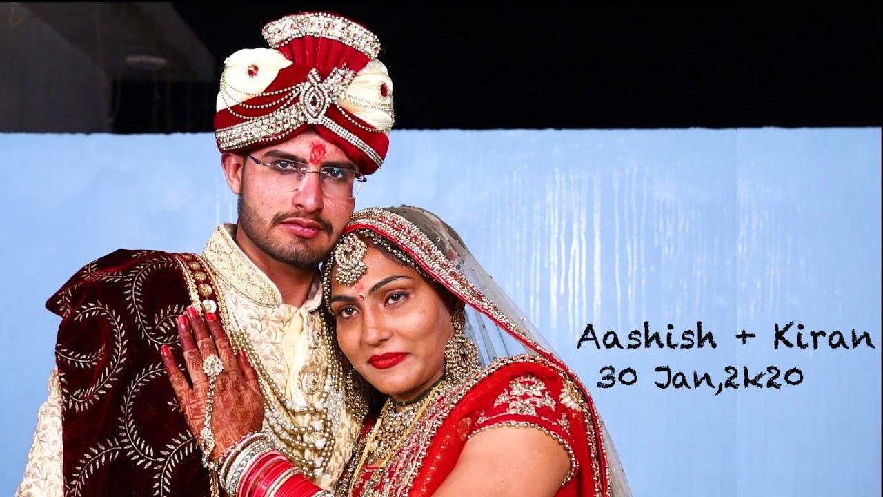 Wedding teaser |2k20 Ashish & Kiran |