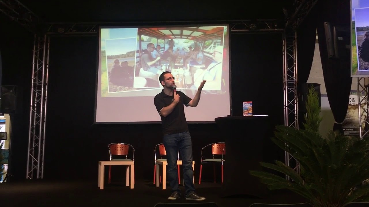 Conférence sur l'écotourisme - Vannes 2019