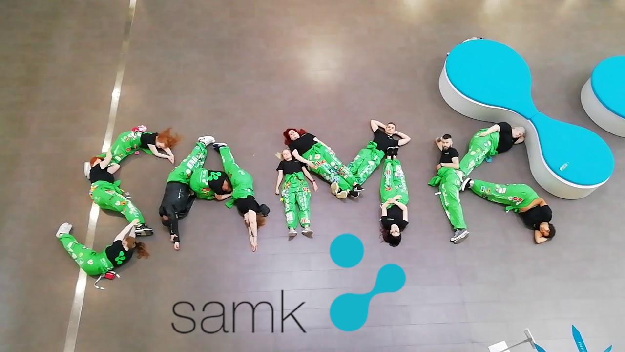 SAMK Tekniikka ja merenkulku Rauma Aloittavien opiskelijoiden opas 2011