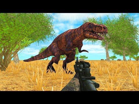 Dinosaur Era African Arena Android Gameplay FHD - Dinosaurs 3D Cartoons for Children Games Simulator