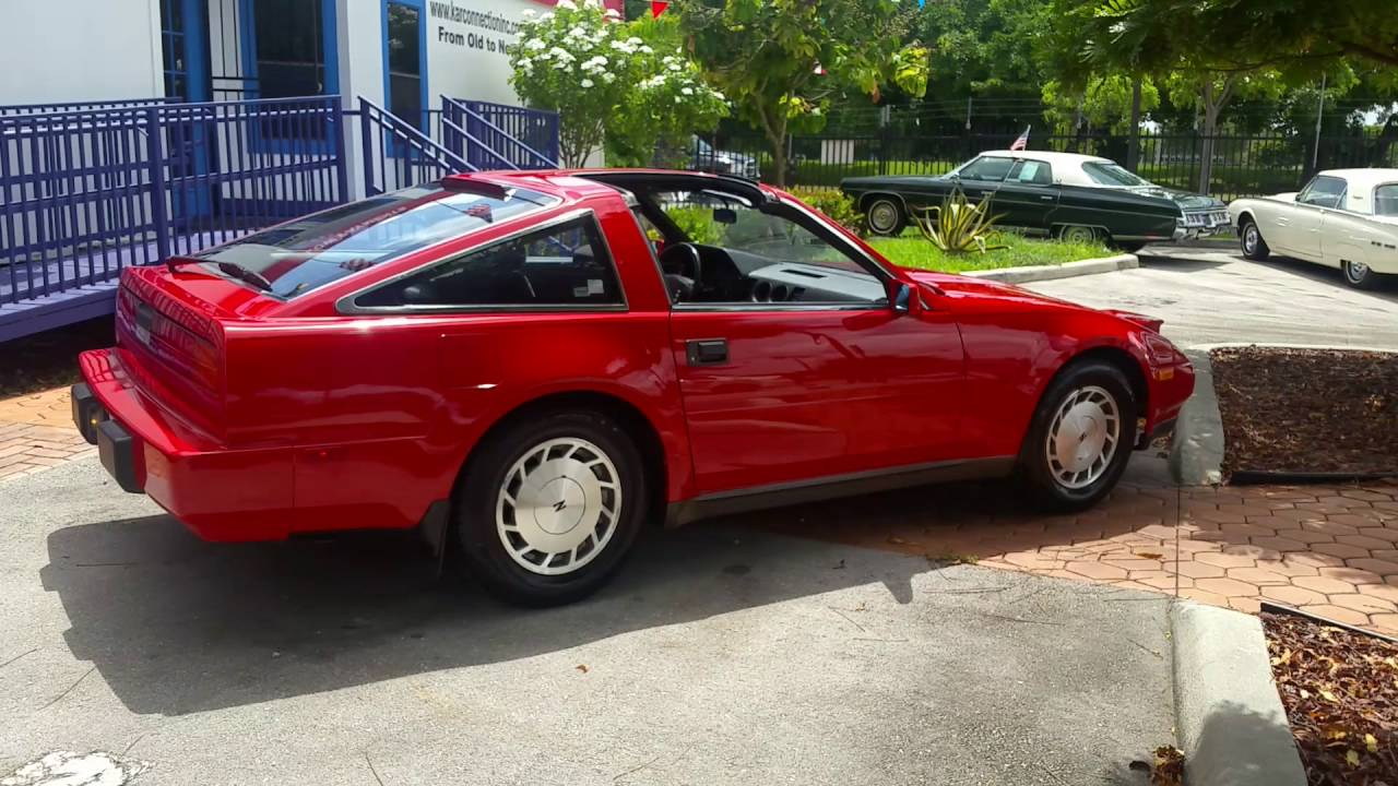 1987 Nissan 300ZX @ karconnectioninc.com - YouTube