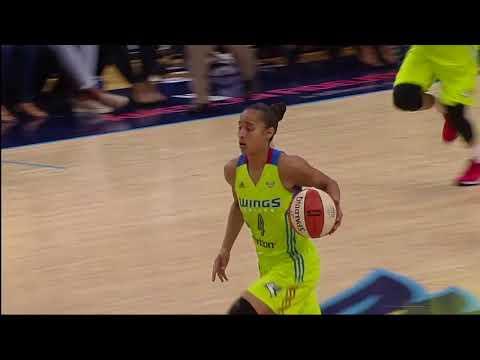 Skylar Diggins-Smith's Top 5 Plays of the 2017 WNBA Season!