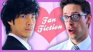 We read and recreated three amazing fan fiction stories about the #TryGuys and replaced all the sexy stuff with sandwiches. #TryGuysEatSandwiches Support ...