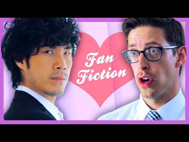 The Try Guys Recreate Fan Fiction