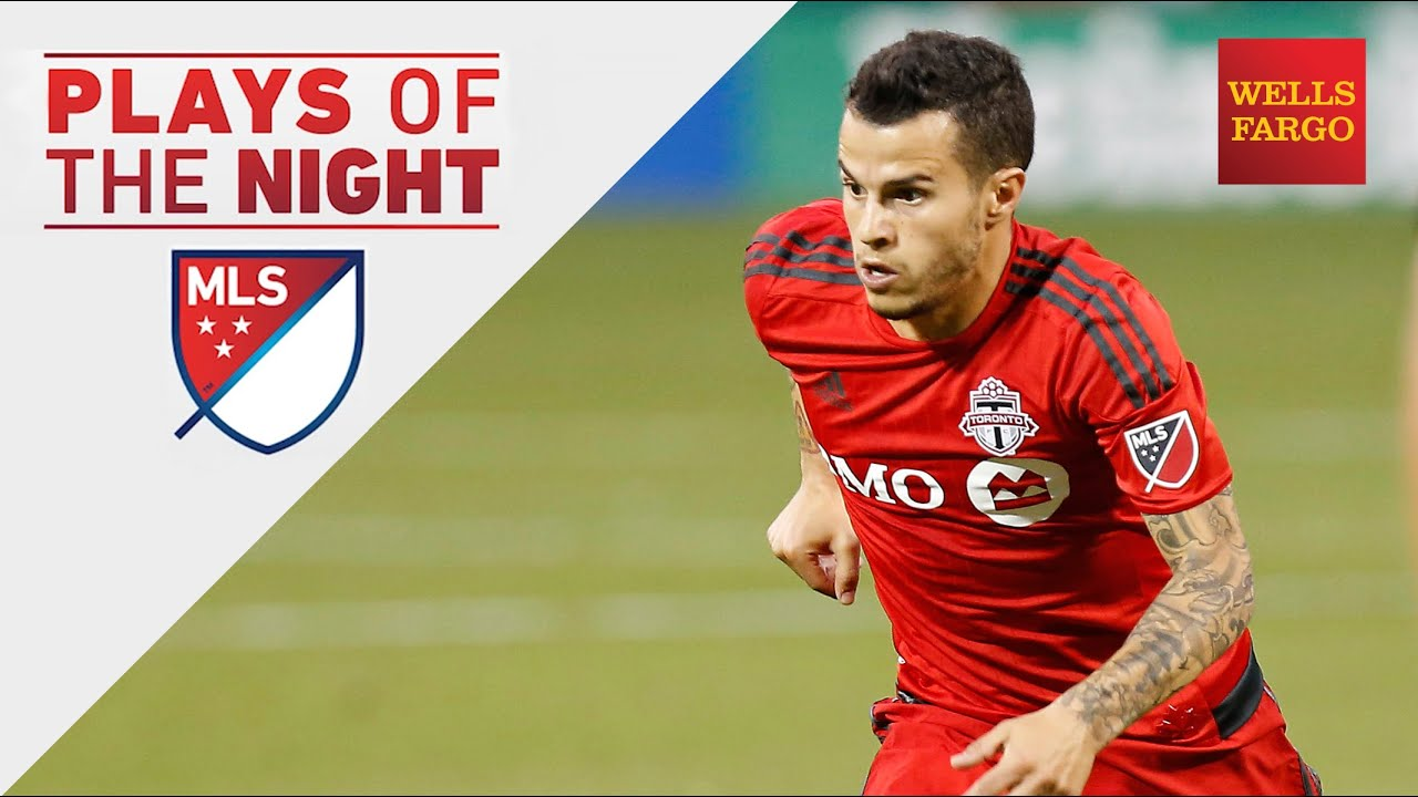 Download Giovinco's class & The Mulleted Maestro shine | Plays of the Night presented by Wells Fargo