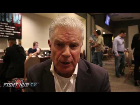 Jim Lampley EPIC break down of Mayweather vs McGregor