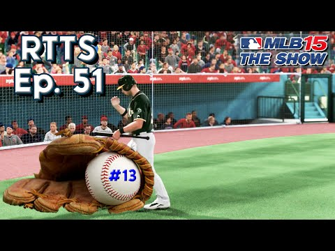 MLB 15 The Show (PS4) Road To The Show SP Ep. 51 | Slowing Down