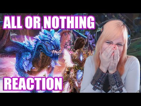 ALL OR NOTHING Reaction ● Guild Wars 2 Living World thumbnail