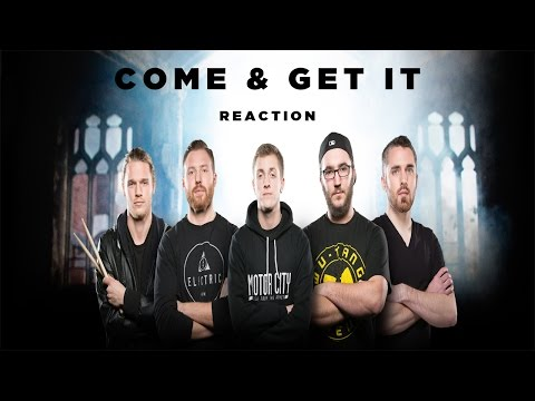 I Prevail - Come And Get It REACTION IPrevailBand