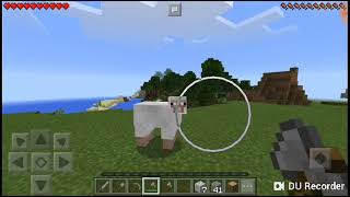 Minecraft Pocket Edition:Túlélő Sorozat 1.rész