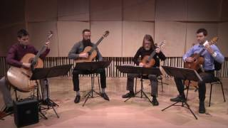 Discover the sound and musical style of guitar ensemble Melbourne G...