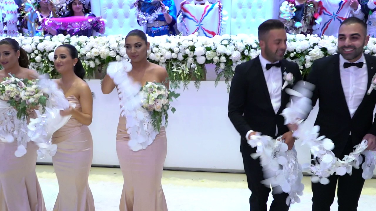 Part 1 Wedding Of Ashur Noora Wedding Live Youtube