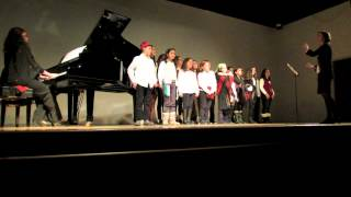 Concert dedicated to children affected by wars_Yasmeen Buds Choir