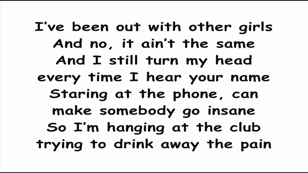 Alyssa Reid - Alone Again LYRICS (feat  Jump Smokers)