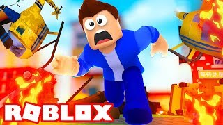 ROBLOX-ESCAPE from the END of the WORLD!! «Guuh»