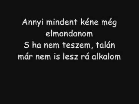 Ismerős Arcok - Nélküled dalszöveg letöltés