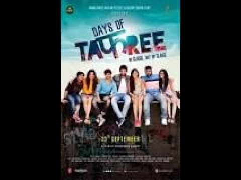 Days Of Tafree (2016) Hindi Full Movie.