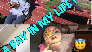 A DAY IN MY LIFE + STALKING UPS ! 💖