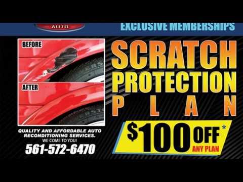 SCRATCH PROTECTION PLAN (SOUTH FLORIDA)