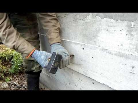 Как определить плотность бетона