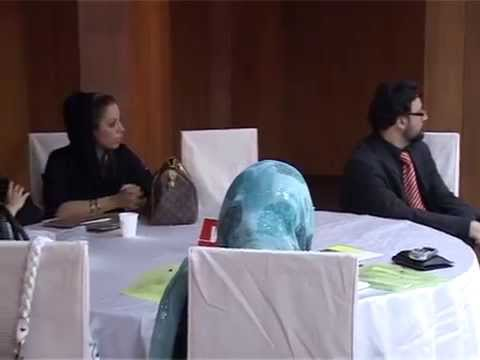 Presentation of Larnaka in Tehran 2010 by Metro Travel