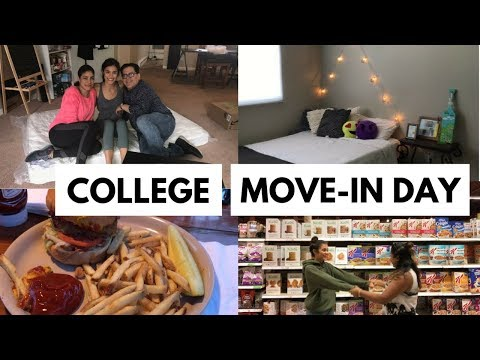 COLLEGE APARTMENT MOVE-IN DAY   Syracuse University