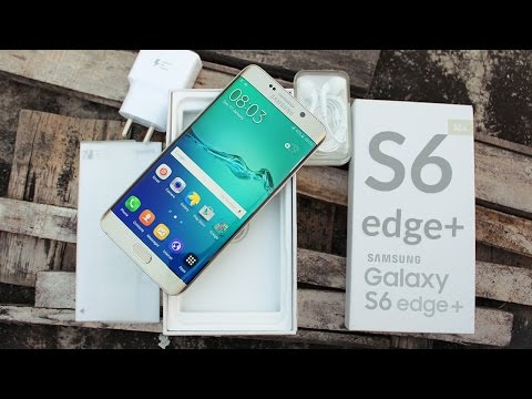 Samsung Galaxy S6 Edge Plus Unboxing & Overview 4K