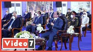 السيسى يراهن على المستقبل والدوحة تستثمر فى الفوضى.. فيديو - اليوم السابع