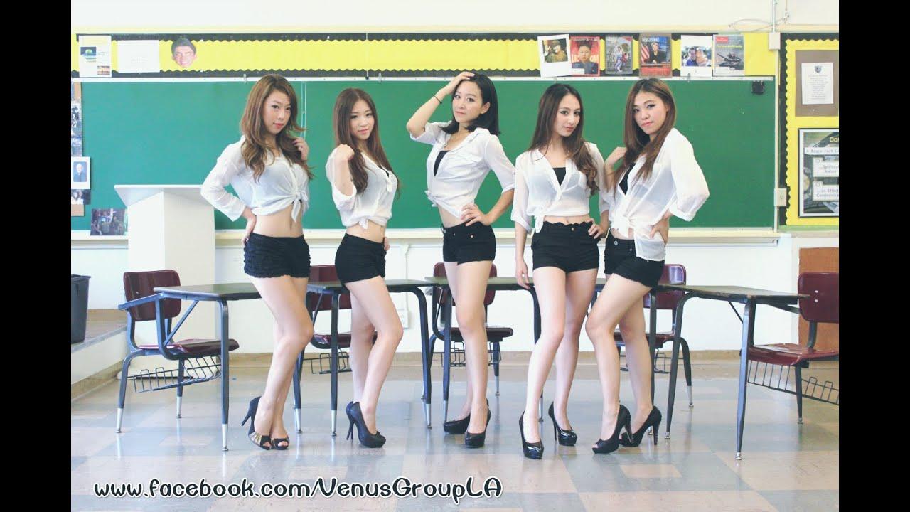 Good Night Kiss Hyosung  Ec A0 84 Ed 9a A8 Ec 84 B1 Dance Cover