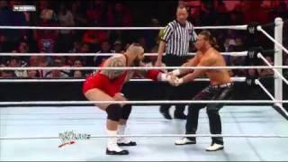 Raw - Raw: Brodus Clay vs. Curt Hawkins
