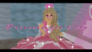 Princesse ne pleure pas / parodie Roblox