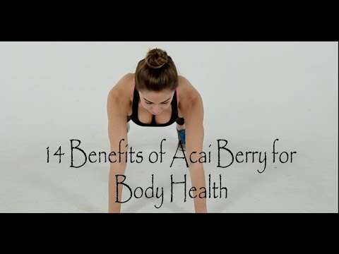 14 Benefits of Acai Berry for Body Health-Mau Tau Channel for Health